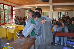 Disability Awareness Camps in Schools (by Shruti More)