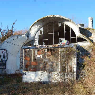 L'usine asile
