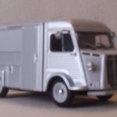 Type HY camionnette 1600 kg 1969