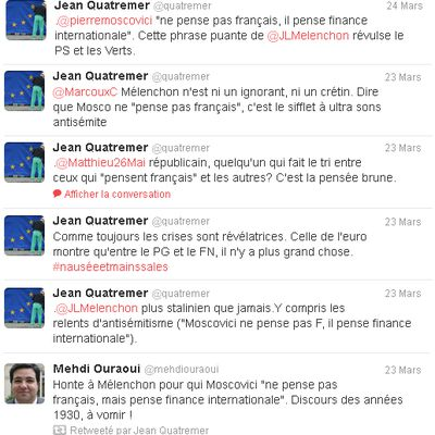 Les méthodes indignes de Jean Quatremer