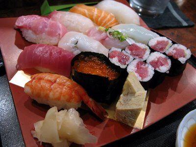 Tagawa: De la gastronomie japonaise