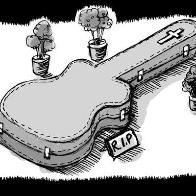 Rock n' roll is...dead?