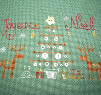 Joyeux Noël aux Rennes