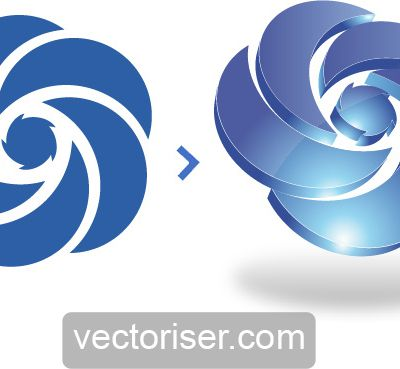 AMELIORATION d'un logo web 1.0 avec ILLUSTRATOR CS4