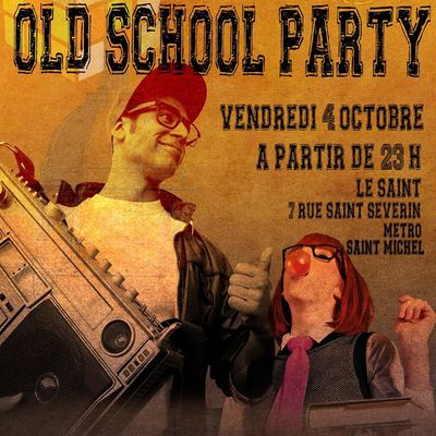 Sorb'Old School Party