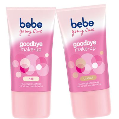 Bebe Goodbye Make-up/erweitert