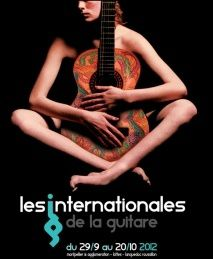 Vopche aux internationales de la guitare de Montpellier