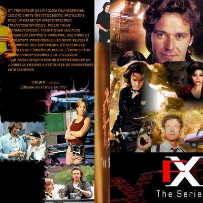 FX effets spéciaux S1