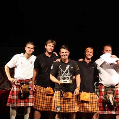 7. Hockey Highlandgames
