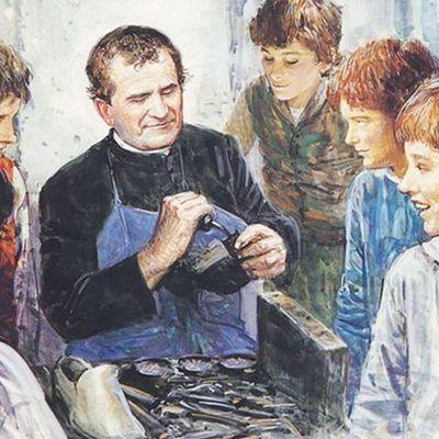 L'attualità di don Bosco: «Anche nel giovane più disgraziato c'è del bene»