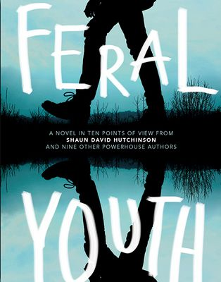 (Read Online / Download) Feral Youth by Shaun David Hutchinson Ebook in (PDF , Epub or Kindle)