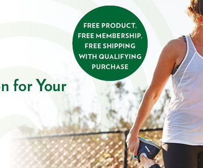 Olympian Athlete Testimonial About Pure Performance Life From Shaklee