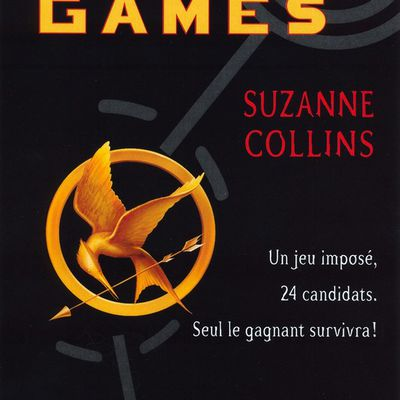 The Hunger Games, tome 1 de Suzanne Collins