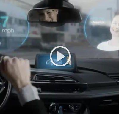 Trova parcheggio e manda sms. L'assistente virtuale per l'auto sembra funzionare davvero