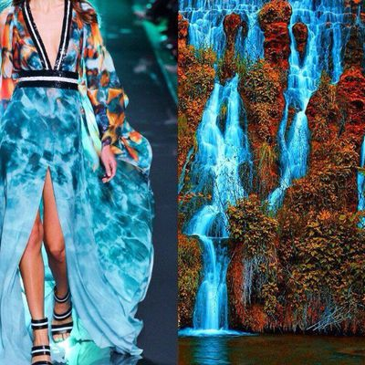 Dresses Inspired by Architecture & Nature
