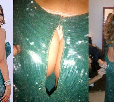 Most Memorable Celebrity Wardrobe Malfunctions