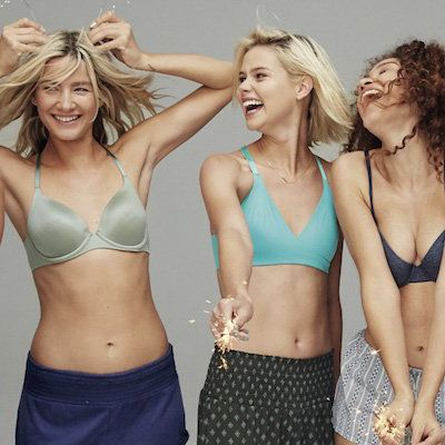 These 5 Companies Prove That ANY Woman Can Be a Perfect Lingerie Model