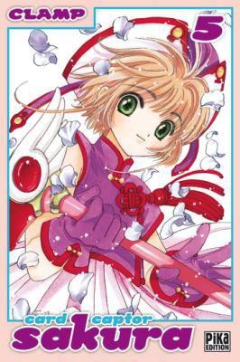 Card Captor Sakura, tome 5 et 6 de CLAMP
