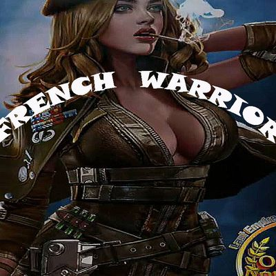 FrE French Warrior