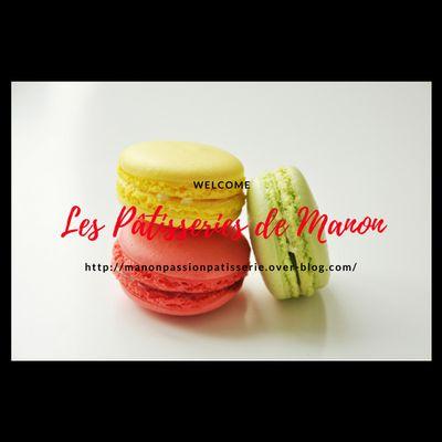 Les Pâtisseries de Manon