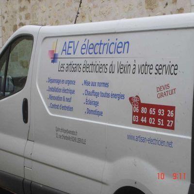 AEV électricien