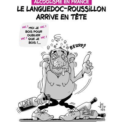 Où boit-on le plus en France ?
