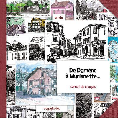 De Domène à Murianette / Carnet de par-chez-moi