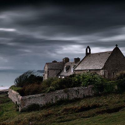 le prieuré de vauville
