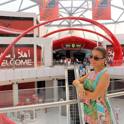 Ferrari World, Yas island