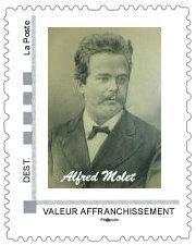 """Alfred Molet (1850-1917)né à Cattenieres """"Nord-pas de calais"""" France,"""