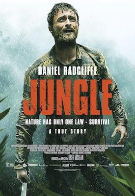 Jungle (Avec Daniel Radcliffe) - Bande-annonce.