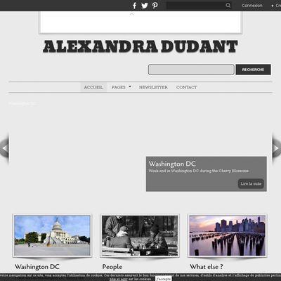 Alexandra DUDANT
