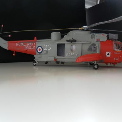 Westland Sea King HAR.5 1:72