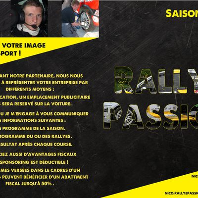 Brochure Rallye
