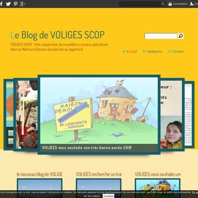 Le Blog de VOLIGES SCOP