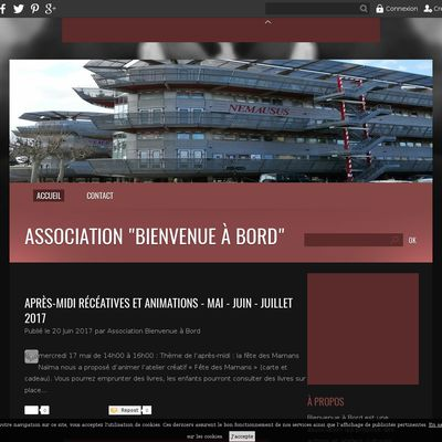 "Association ""Bienvenue à bord"""