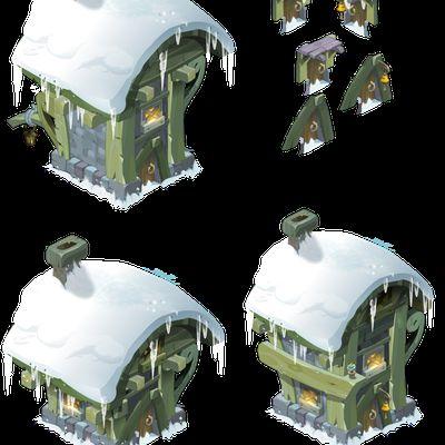 maisons frigost