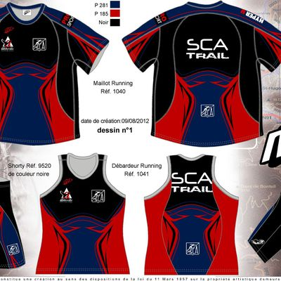 S.C.A athlétisme-trail