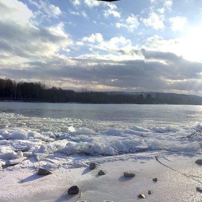 Eisstoß Feb.2012