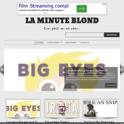 La Minute Blond