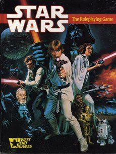 Star Wars RPG - En préparation