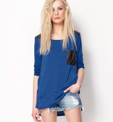 NOUVELLE COLLECTION BERSHKA 2013