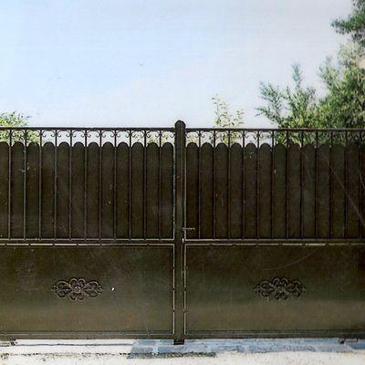 Portail / Porte d'entrée