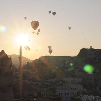 La Cappadoce deuxième partie