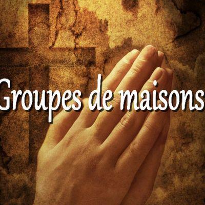 GROUPES DE MAISONS