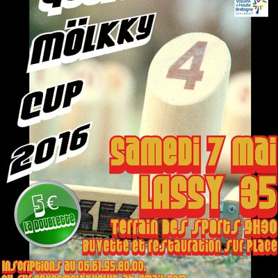 Goulven Mölkky Cup 2016, Lassy samedi 7 mai
