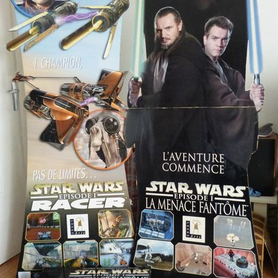 StarWars PLV Playstation