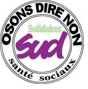 syndicat sud santé des hopitaux Evreux-Vernon