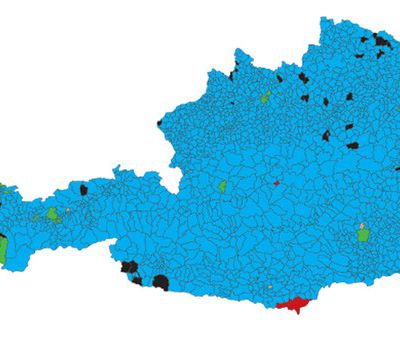 Election présidentielle autrichienne : analyse du 1er tour