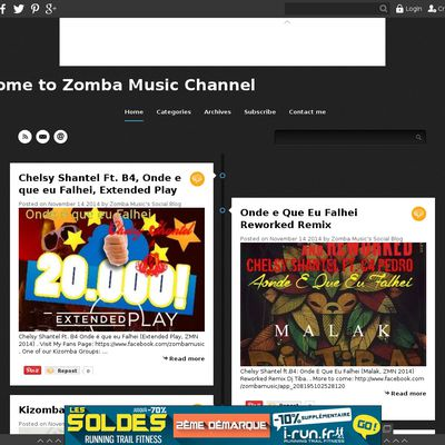 Welcome to Zomba Music